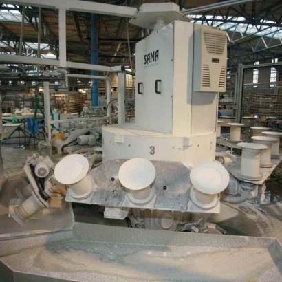 Glazovací stroj