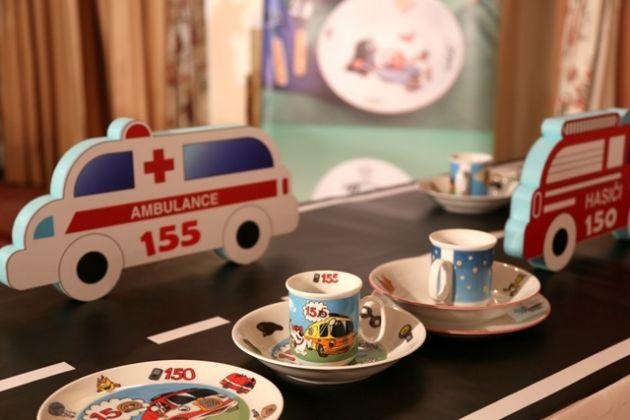 Výstava porcelánu