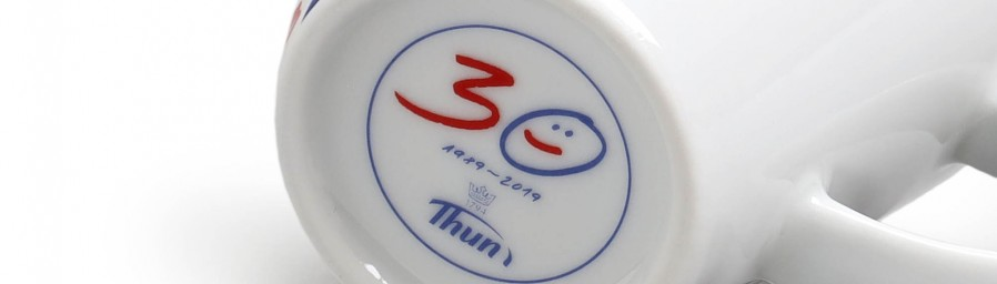 "Také porcelánka Thun 1794 a.s. se zapojila do oslav ""30 let Sametu"""