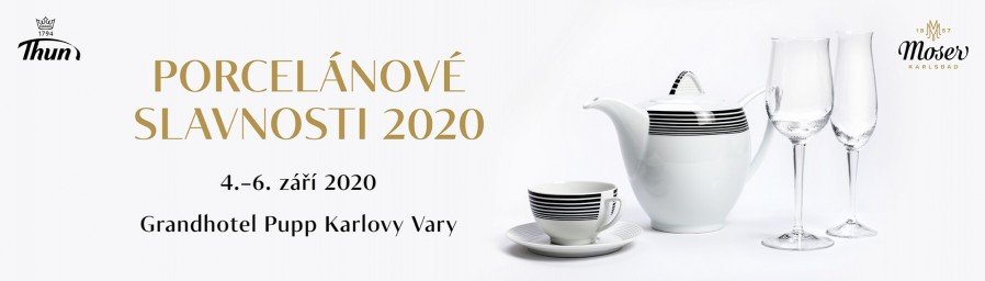Porcelánové slavnosti 2020