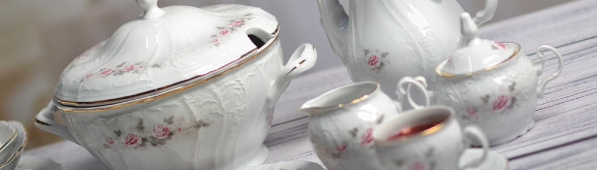 Utility porcelain